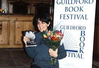 article shamim sarif guildford book festival