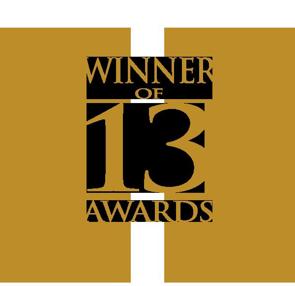 Despite the Falling Snow, winner of 13 awards